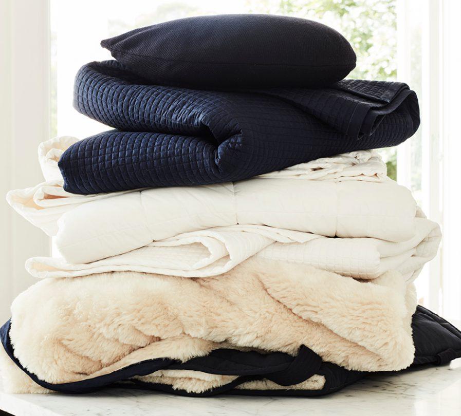 New Merino wool bedding and sleepwear brand Shleep