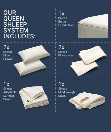 Shleep System Queen