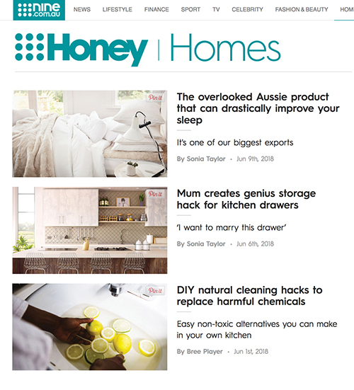Nine Honey Home